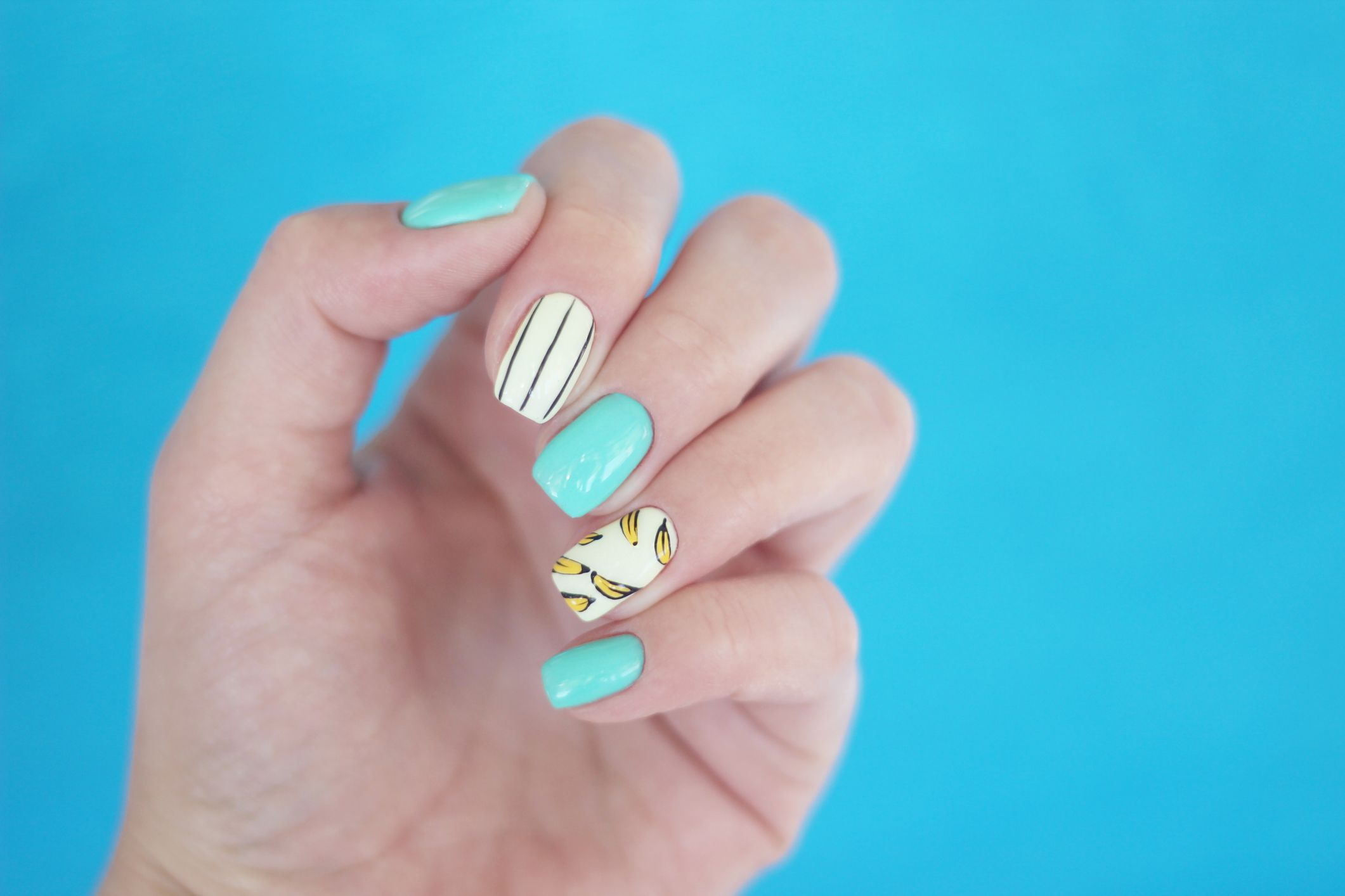 Nail Art Designs and Ideas for Summer , Nail Art for