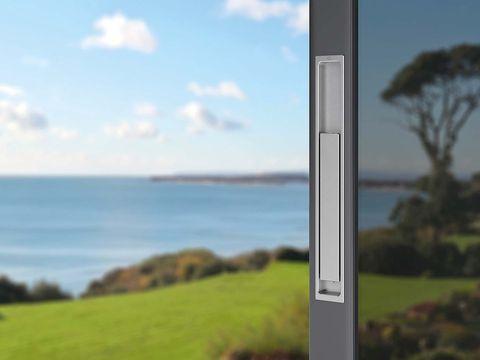 Manilla de diseño para puerta corredera