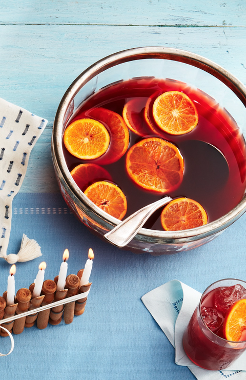 manischewitz punch recipe