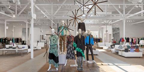 Fashion, Interior design, Ceiling, Design, Sculpture, Tree, Visual arts, Display window, Architecture, Fashion design,