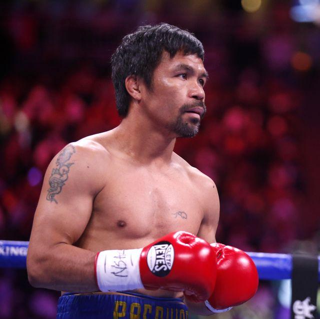 manny pacquiao, presidente de filipinas y retirada del boxeo