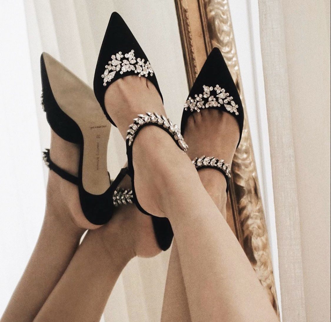 manolo shoes on sale