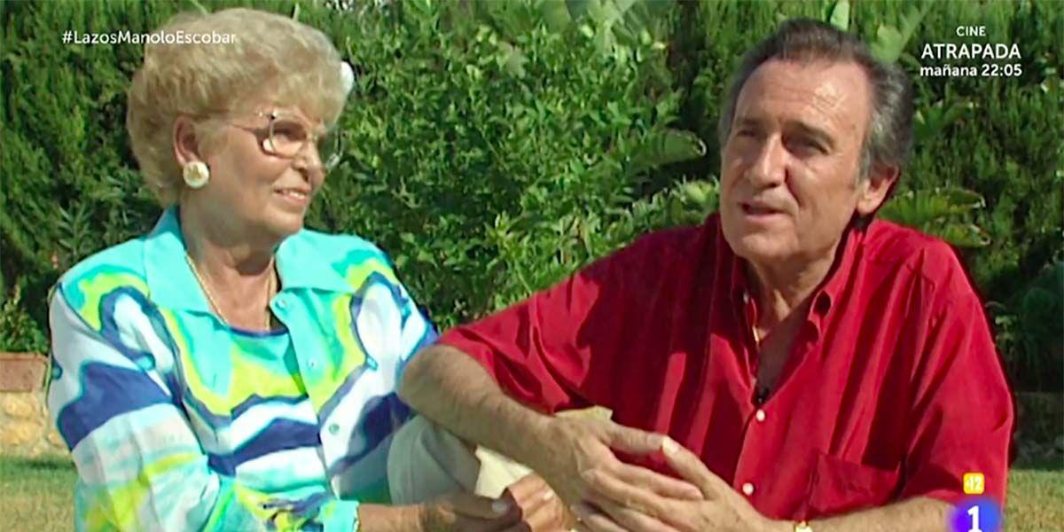 La hija de Manolo Escobar revela qué es lo que le habría gustado hacer a su padre