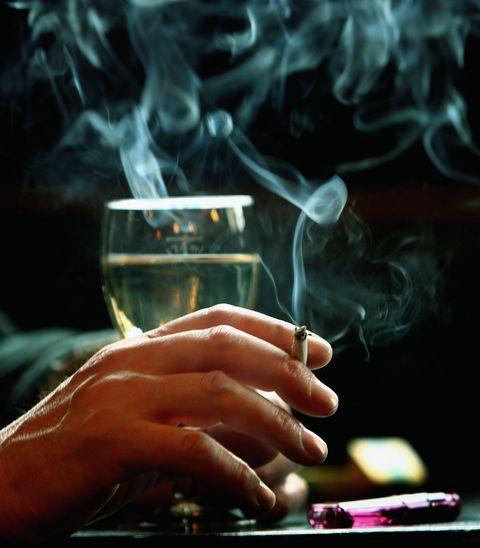 Scotland Prepares For Smoking Ban