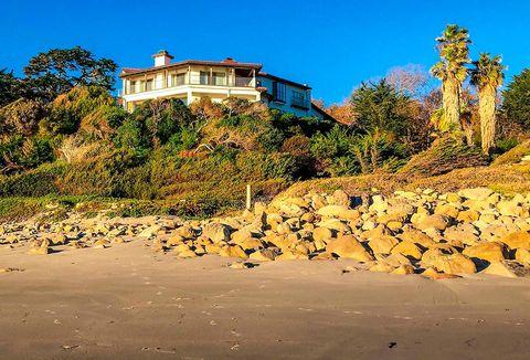Casa de la modelo Cindy Crawford en Malibú