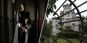 Mansiones encantadas