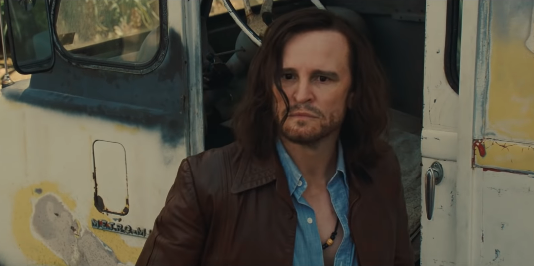Charles Manson once upon a time hollywood
