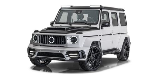 mercedes clase g 'viva edition' by mansory