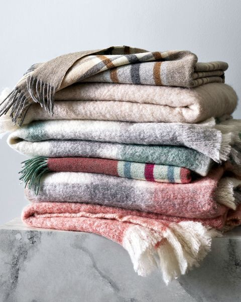 Cómo lavar las mantas de lana