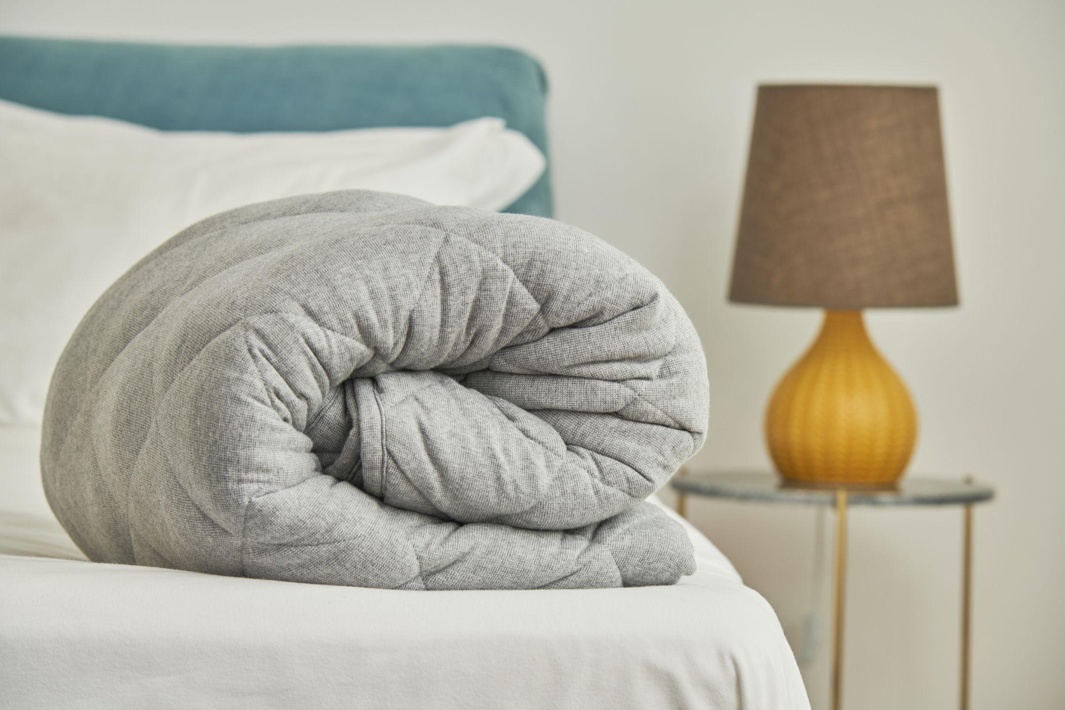 Mantas de peso, ¿la cura definitiva contra el insomnio?