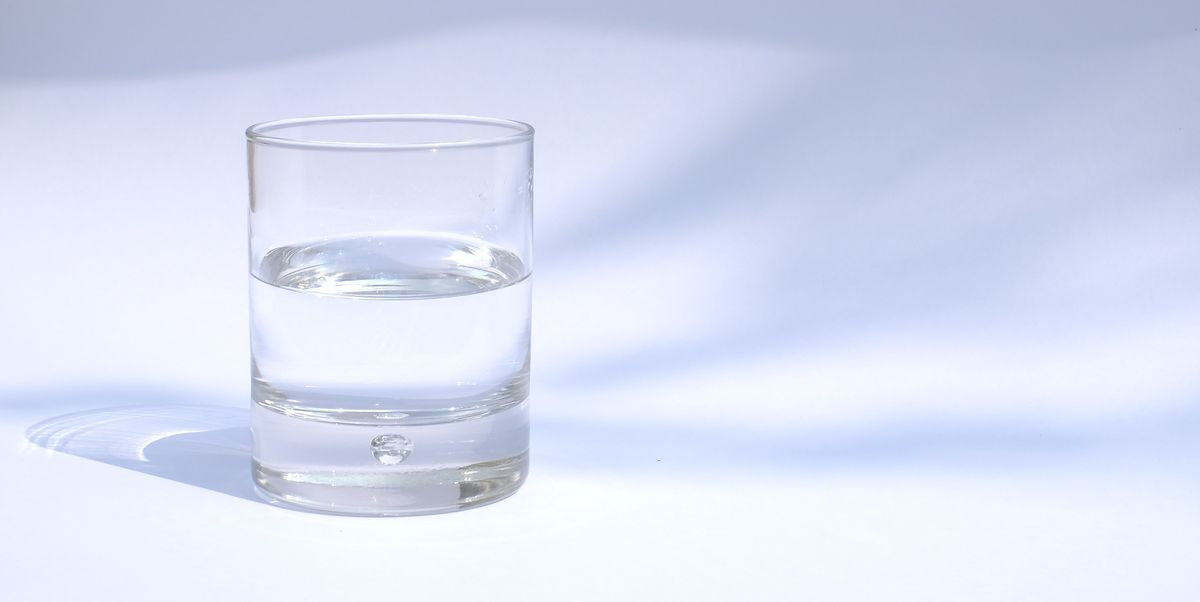 This is how much water you should drink per day