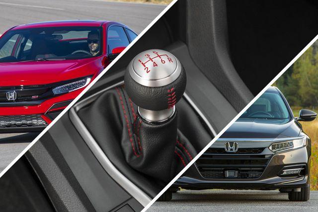 honda manual transmission