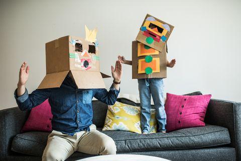 Manualidades Para Hacer Con Los Niños En Casa Ideas Diy