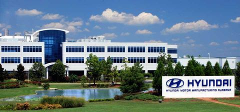 Hyundai Motor Mfg. Alabama