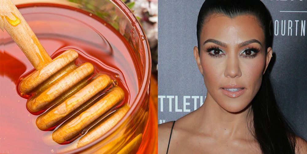 Manuka Honey Kourtney Kardashian