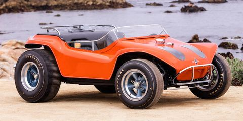 Steve McQueen's Meyers Manx Is Going up for Auction, but C/D Was There First
