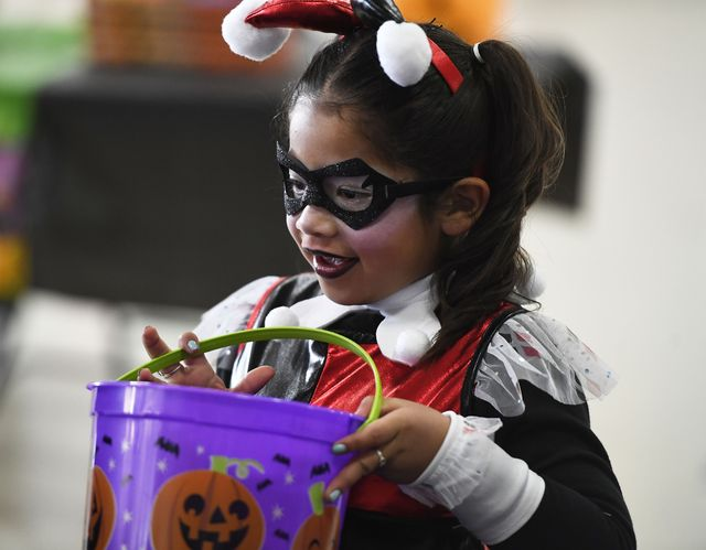 denver police academy halloween party for kids