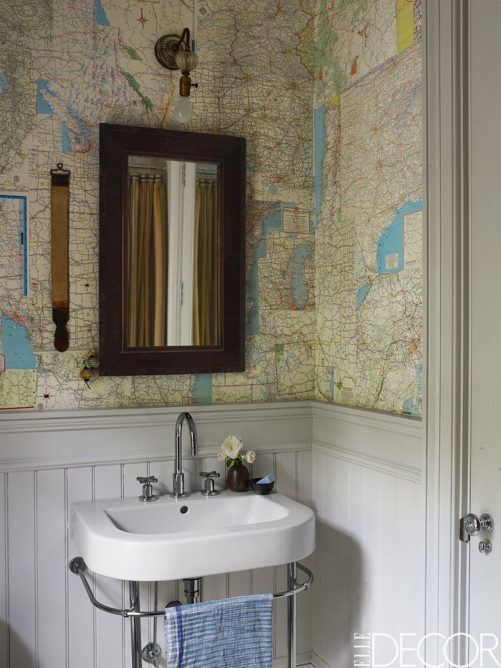 Innovative Yellow Bathroom Plans Free