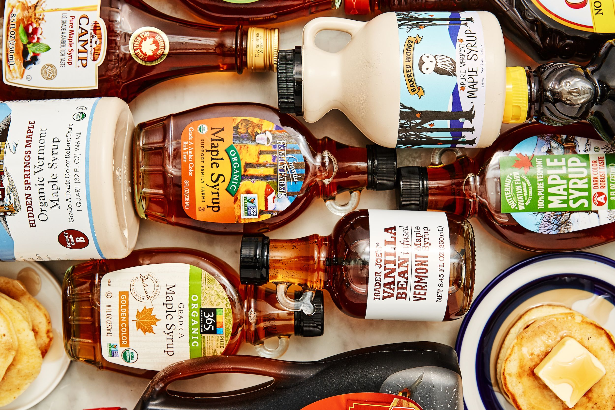 828f39a0ced We Tested More Than A Dozen Maple Syrups—These Are Our 4 Favorites