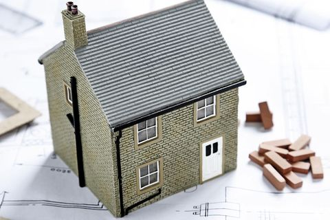 Maqueta de una casa: organizar una reforma