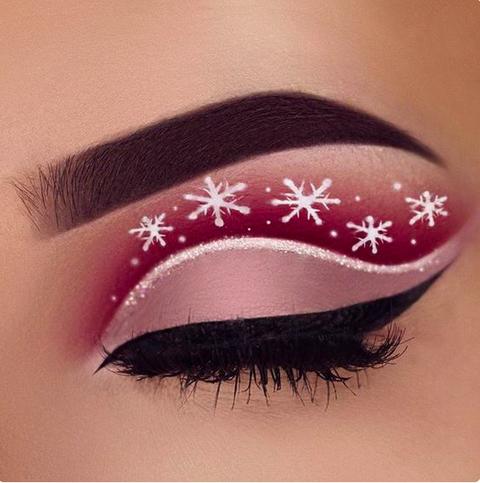 Maquillajes Navide 241 Os S 243 Lo Aptos Para Frikis De La Navidad