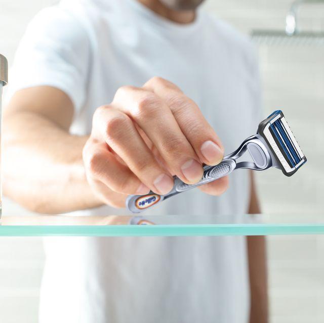 máquina para afeitar