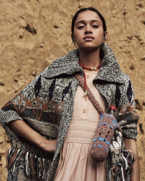 Mara Kasanpawiro, ELLE juli, covermodel, dutchie