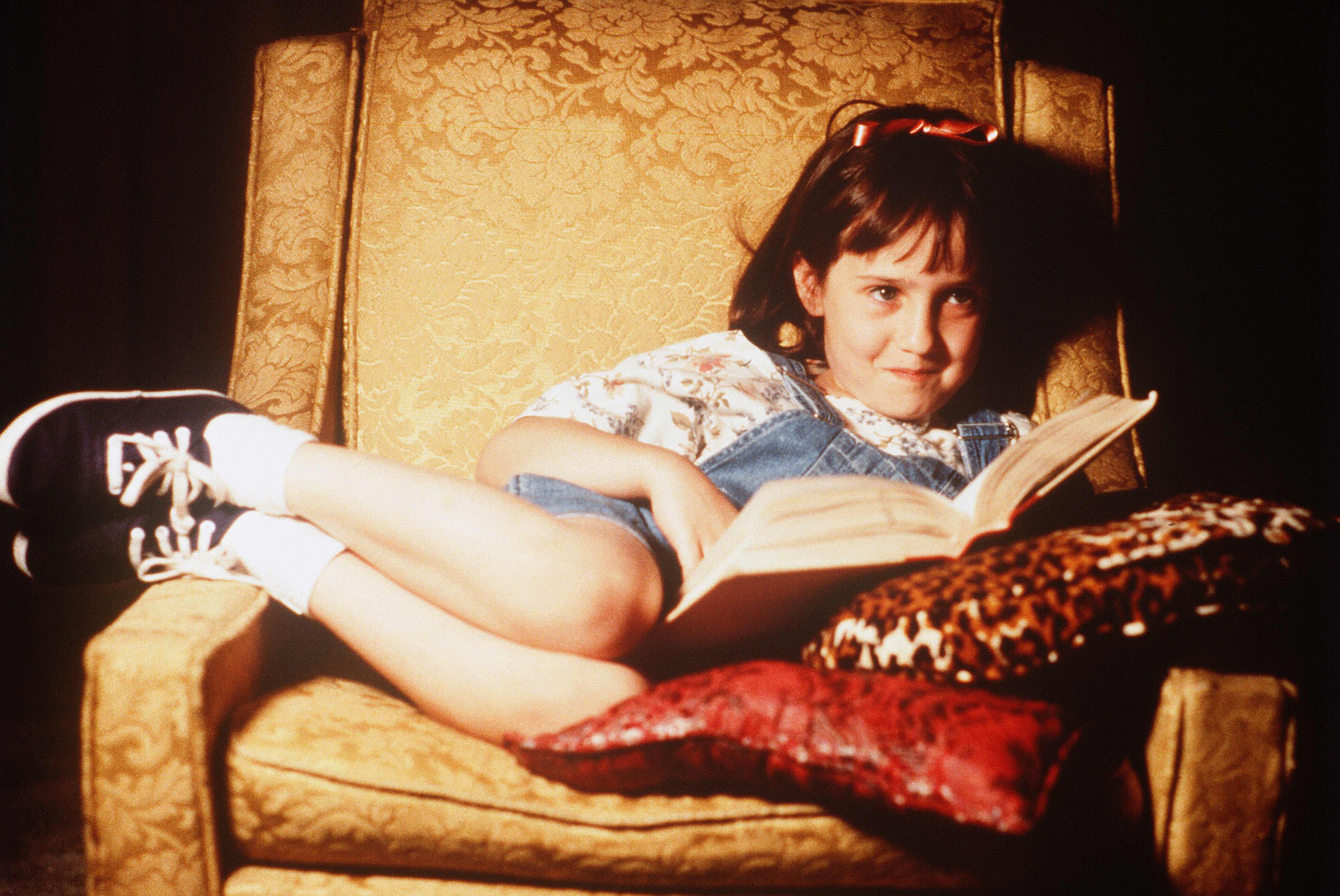 Matilda The Musical Is Becoming A Netflix Movie