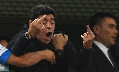 Maradona Mundial Rusia