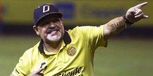 Maradona y su surrealista respuesta a un periodista