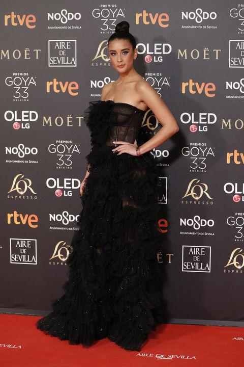 4cf0ae281 La alfombra roja de los Premios Goya 2019 - Todos los looks de la ...