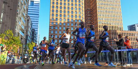 11, geboden, marathon, richtlijnen