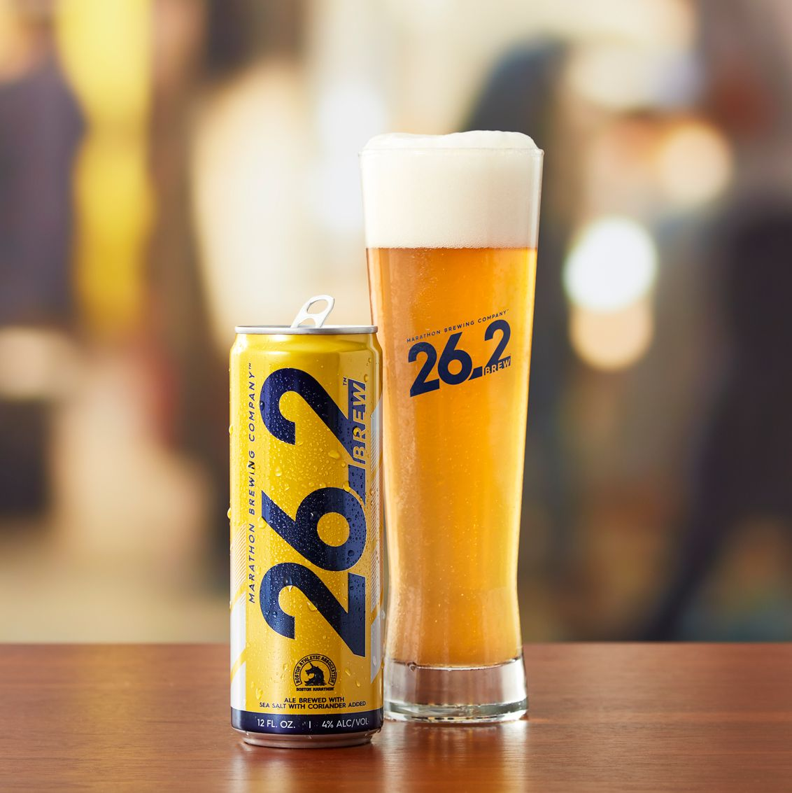26.2 Brew Is a Beer Made for Marathon Runners by Marathon Runners