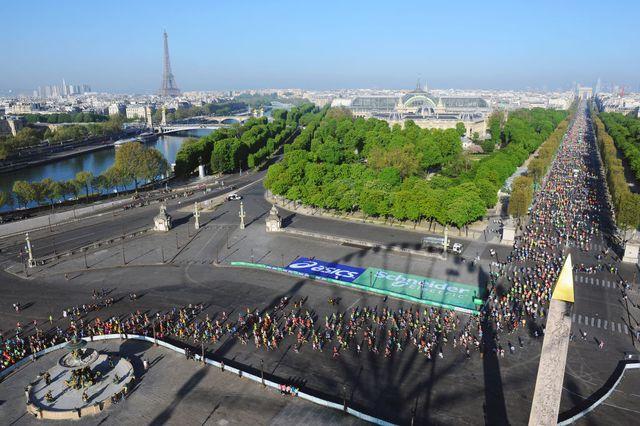 marathon parijs opnieuw uitgesteld 2020 hardlopers
