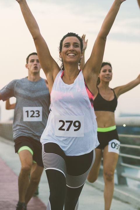 Running a Marathon - New Year's Resolution Ideas
