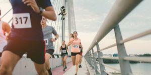 ahorrar, correr, maraton, san francisco