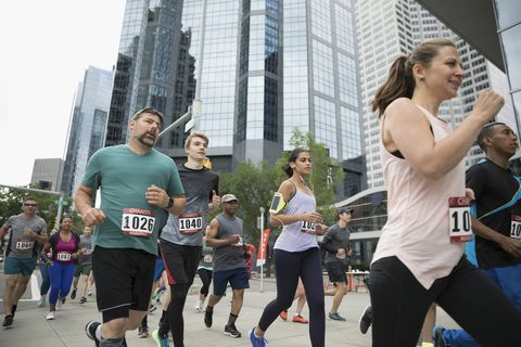 Training for Your First Marathon Can Reverse Aging of Your Blood Vessels