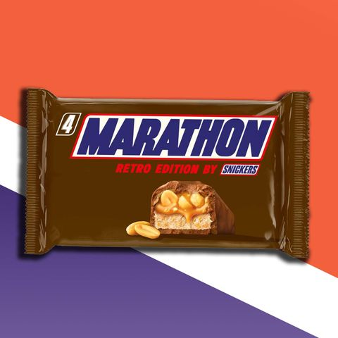 Mars Is Bringing Marathon Bars Back After Almost 30 Years