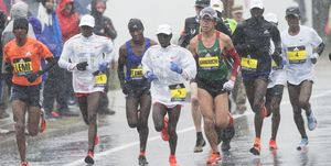 Boston Marathon Field 2018