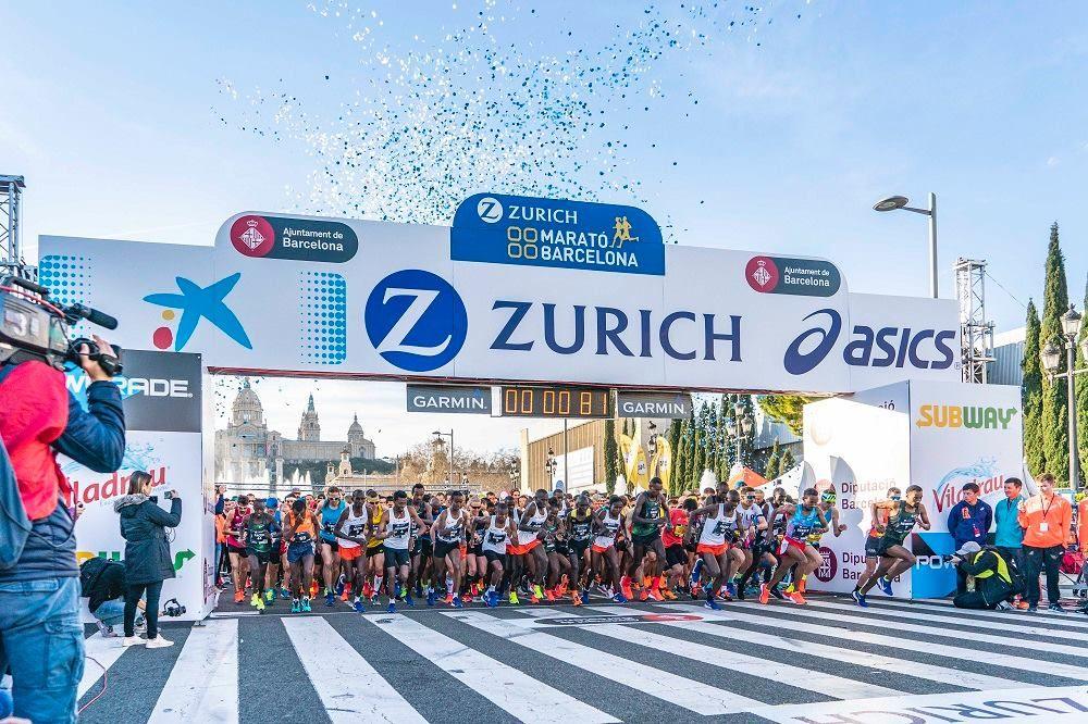 CONCURSO RW: Tenemos 20 dorsales para la Marató Barcelona 2021