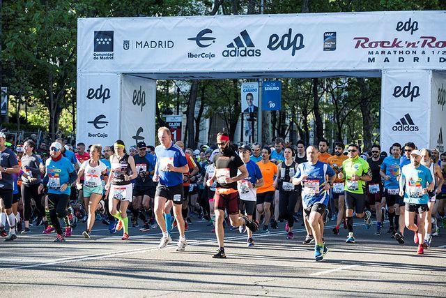 maratón de madrid 2021