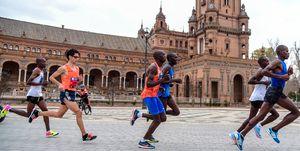 presentación maratón sevilla 2019
