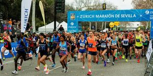 Maratón de Sevilla clasificatorio para Mundial de Grupos de Edad