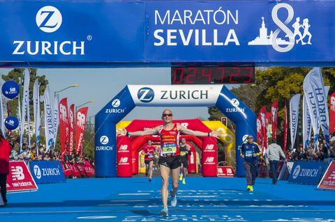tienda del reino unido sección especial gran calidad El Maratón de Sevilla ya ha agotado el 30% de sus plazas