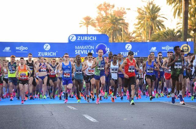 maratón de sevilla 2021, cuándo se celebra