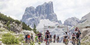 Ga met ons mee naar de Maratona dles Dolomites