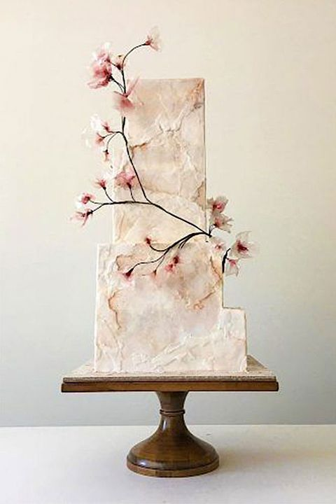 16 Ultra Modern Wedding Cake Ideas To Inspire you