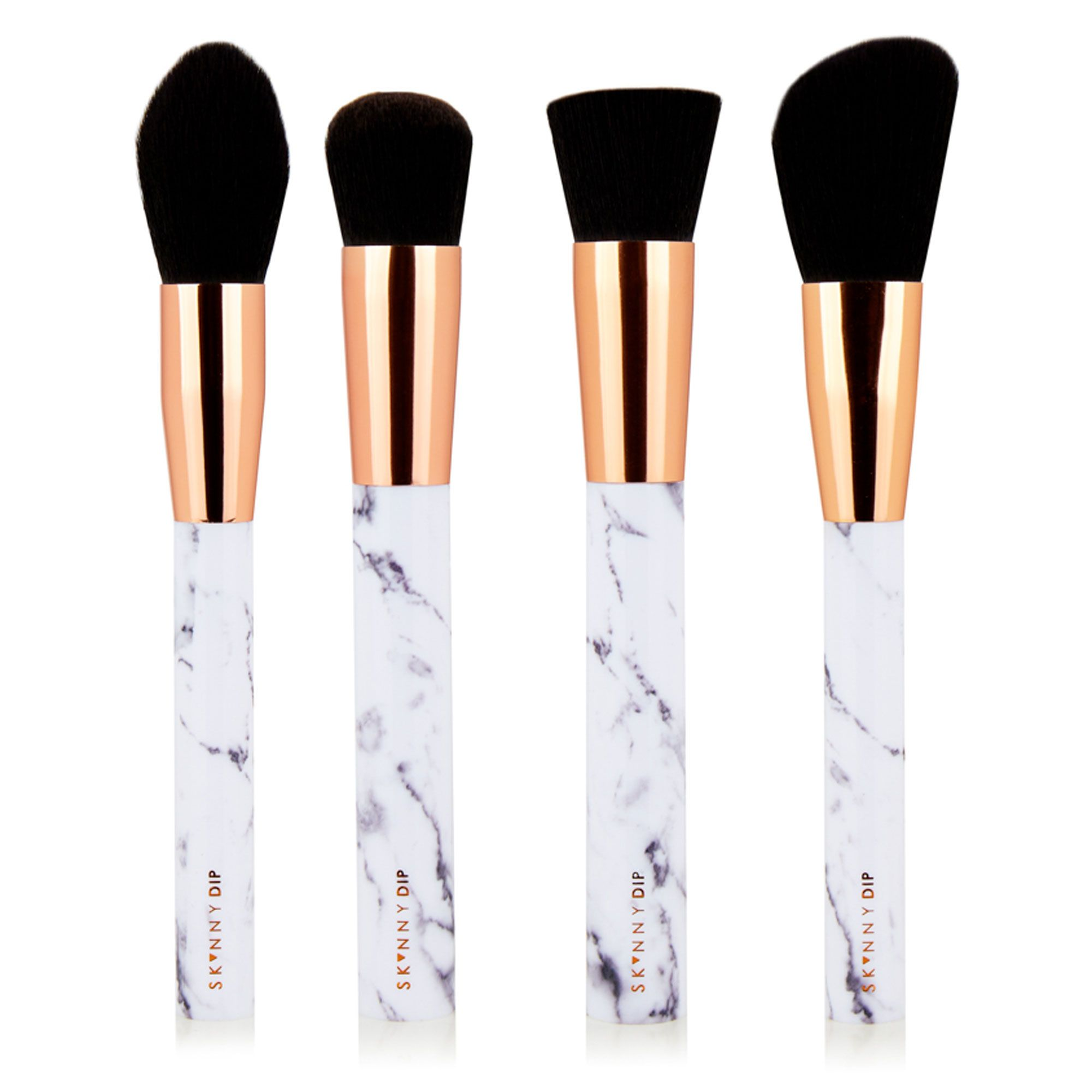marble makeup brushes. you won\u0027t be able to decide between these new marble and holographic makeup brushes