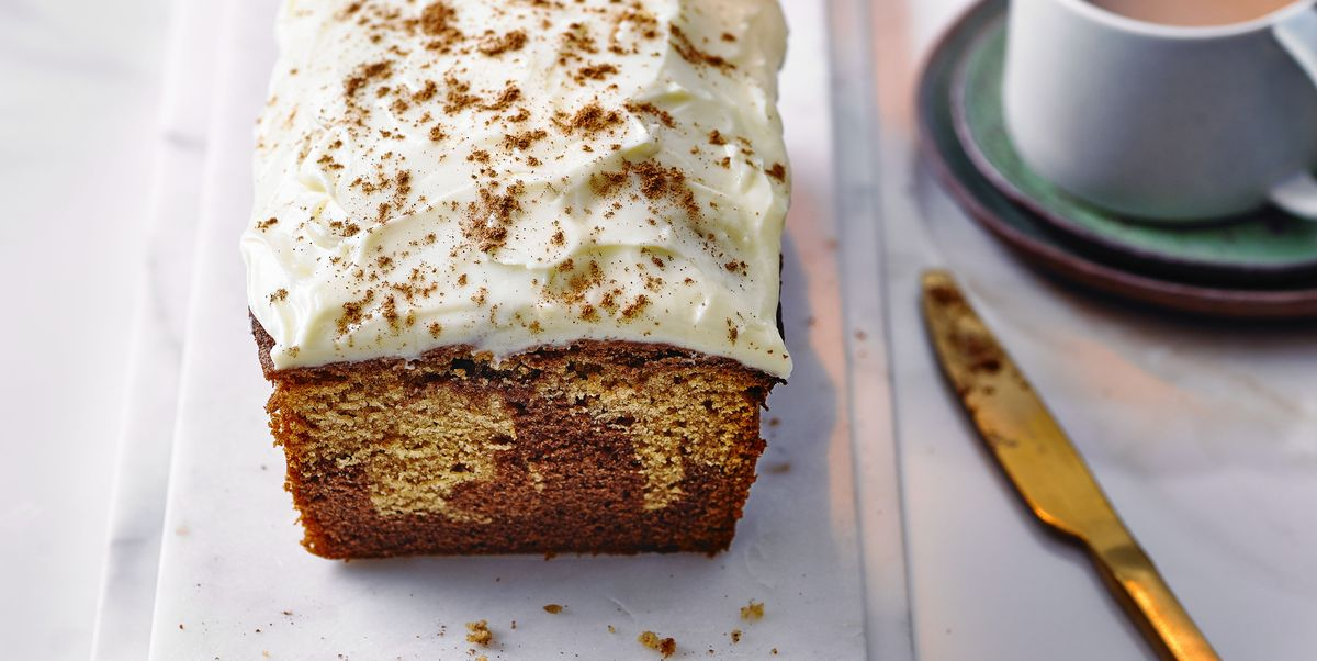 Marbled Chai and Chocolate Loaf Recipe