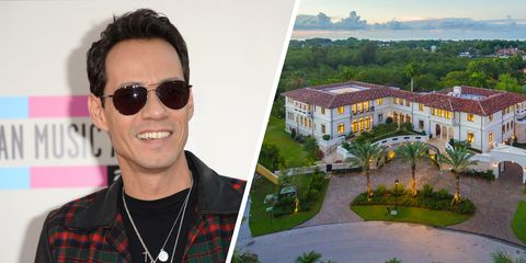 Marc Anthony Florida home